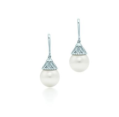 Tiffany orecchini perle Anni 20