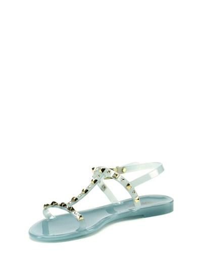 Menghi sandali con borchie