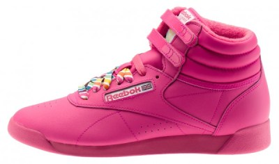 Reebok Freestyle sneakers