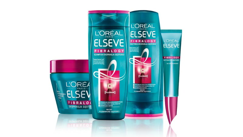 L'Oreal Fibralogy Elvive