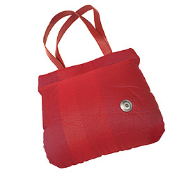 mandarina duck shopping bag