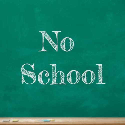 No School Jan 21