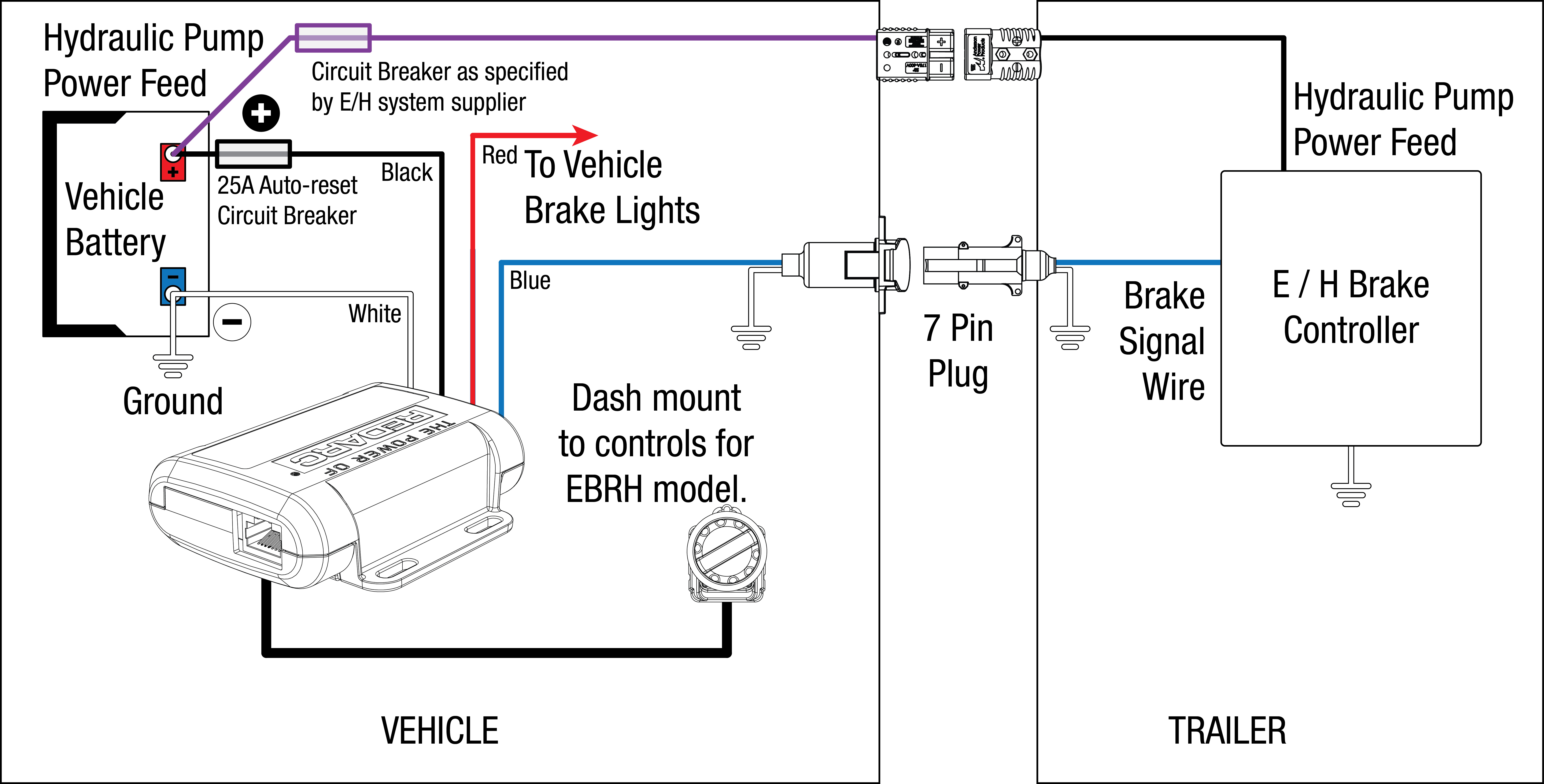 redarc bcdc1220 wiring diagram leviton switch instructions great installation of tow pro electric hydraulic braking systems electronics rh com au