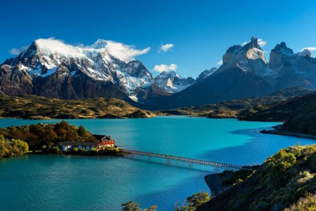 What is in Patagonia?