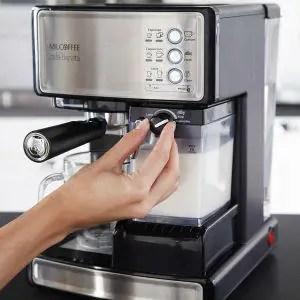 Espresso Machine Under $200 – Mr. Coffee Cafe Barista