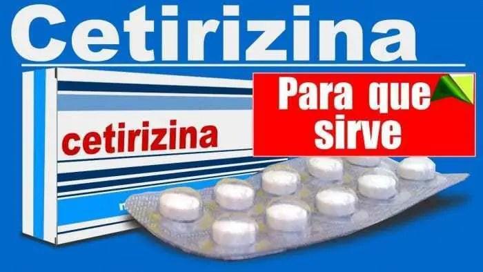 Cetirizina