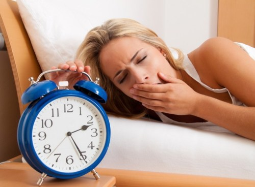 According to the National Sleep Foundation, an adult needs about eight to nine hours of sleep per night.Of course we don't know how much you sleep