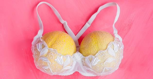 Suffer from itchy breasts?These can be the causes