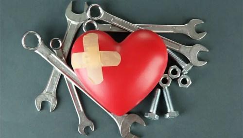 BIBLE VERSE FOR BROKEN HEART RELATIONSHIP