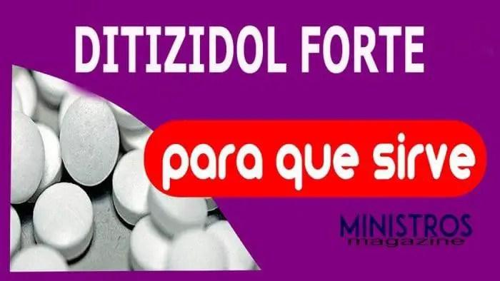 DITIZIDOL-FORTE