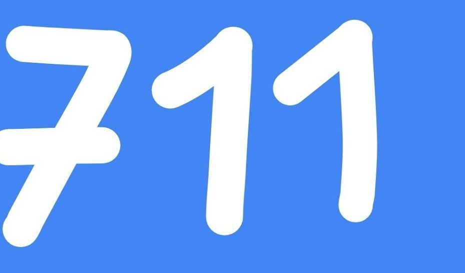 What Does 711 Mean Spiritually - Angel Number