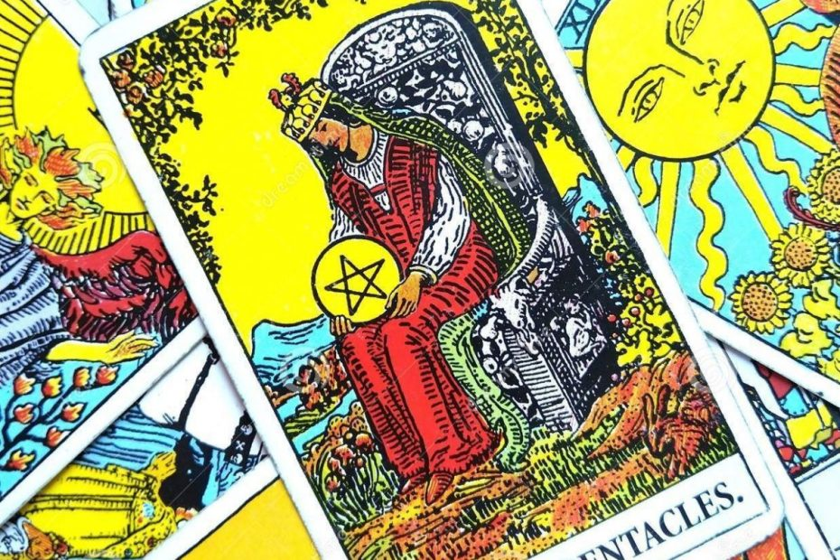Tarot Card Meanings: Queen Of Pentacles