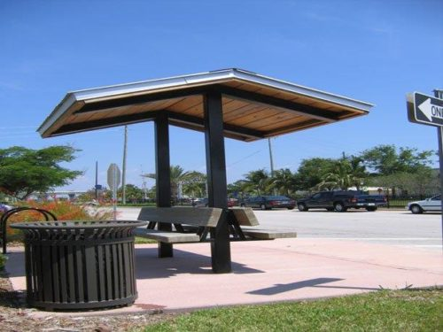 RED BANK SHADE TO BE MADE IN PARKS  Red Bank Green