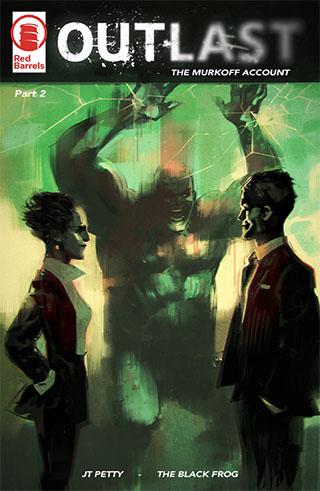 Comic Books  Red Barrels