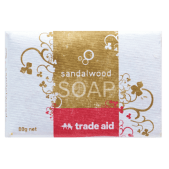 Trade Aid Sandalwood Soap