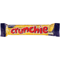 Cadbury Crunchie Chocolate Bar - 50g