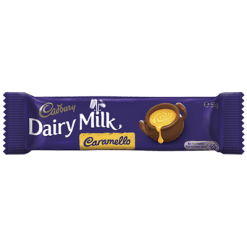 Cadbury Dairy Milk Caramello Chocolate Bar - 55g