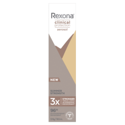 Rexona Clinical Summer Strength 96Hr Antiperspirant Deodorant - 180ml