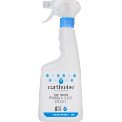 Earthwise Plant Powered Window & Glass Cleaner - 500ml