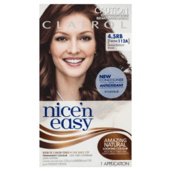 Nice'n Easy 4.5RB Natural Reddish Brown Hair Colour