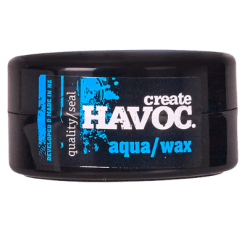 Create Havoc Total Shine & Hold Aqua Wax - 100g