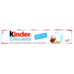 Kinder Milk Chocolate - 21g