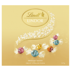 Lindt Lindor Fruit Collection Chocolates - 147g