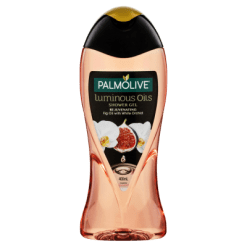 Palmolive Luminous Oils Fig Oil With White Orchid Shower Gel - 400ml