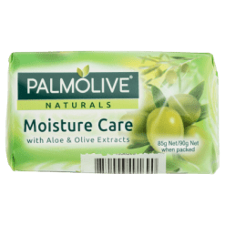 Palmolive Naturals Moisture Care Aloe & Olive Extracts Soap - 6pk