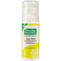 Thursday Plantation Tea Tree Deodorant Aluminium Free - 60ml
