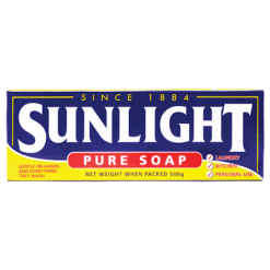 Sunlight Pure Soap - 4pk