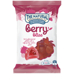The Natural Confectionery Co. Berry Bliss Sweets - 200g