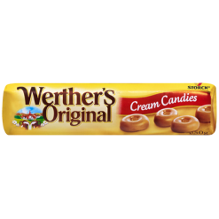 Werther's Classic Cream Candies - 50g