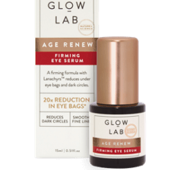 Glow Lab Age Renew Firming Eye Serum - 15ml