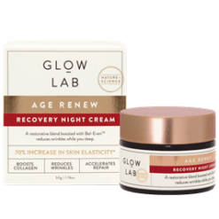 Glow Lab Age Renew Recovery Night Cream - 50g