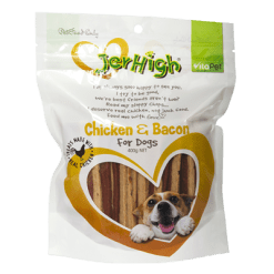 VitaPet Jerhigh Chicken & Bacon For Dogs - 400g