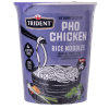 Trident Pho Chicken Rice Noodle Cup - 50g