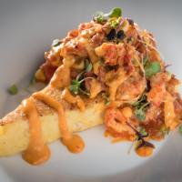 Zea Rotisserie and Bar's Crawfish Maque Choux