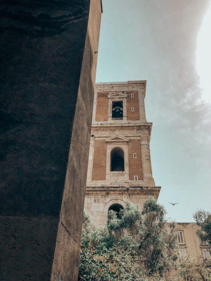 Monastero di Santa Chiara Cantastorie Napoli tour