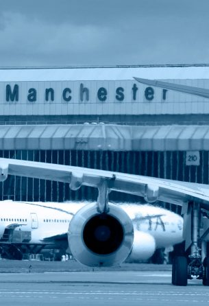 Manchester Airport Vehicle Tracking