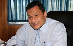 Former President of the Republic of Nauru, Sprent Dabwido.