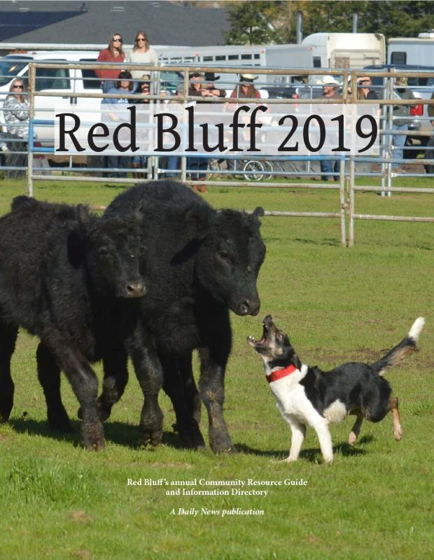 Red Bluff's annual Community Resource Guide and Information Directory