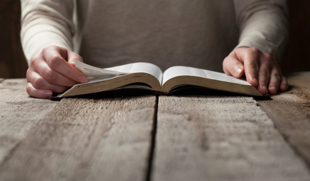 Here's How to Read the Bible More in 2018!