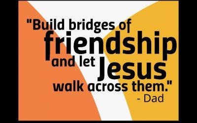 Building Bridges of Friendship