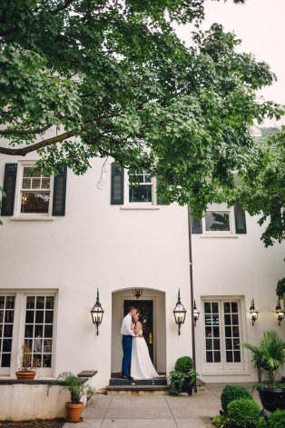 Spring House Winston Salem wedding testimonials
