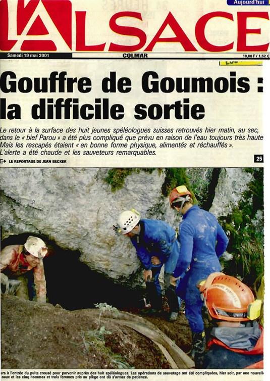 2001 Goumois 1