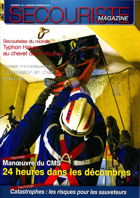 SECOURISTE MAG 18 CMS-1