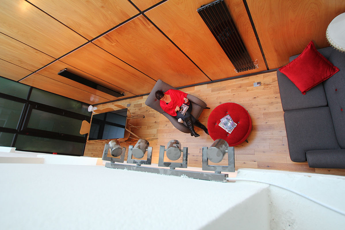 Studio One at RedBox Recording Studios Belfast