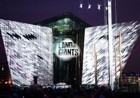 Land of Giants Titanic Quarter Belfast