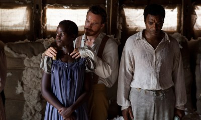 Chiwetel Ejiofor and Lupita Nyong'o were catapulted to Oscar nominations by 12 Years a Slave